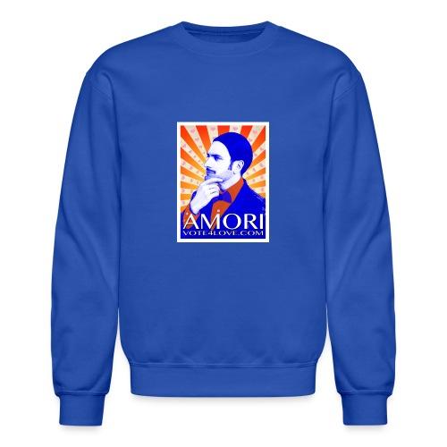 Amori_poster_1d - Crewneck Sweatshirt