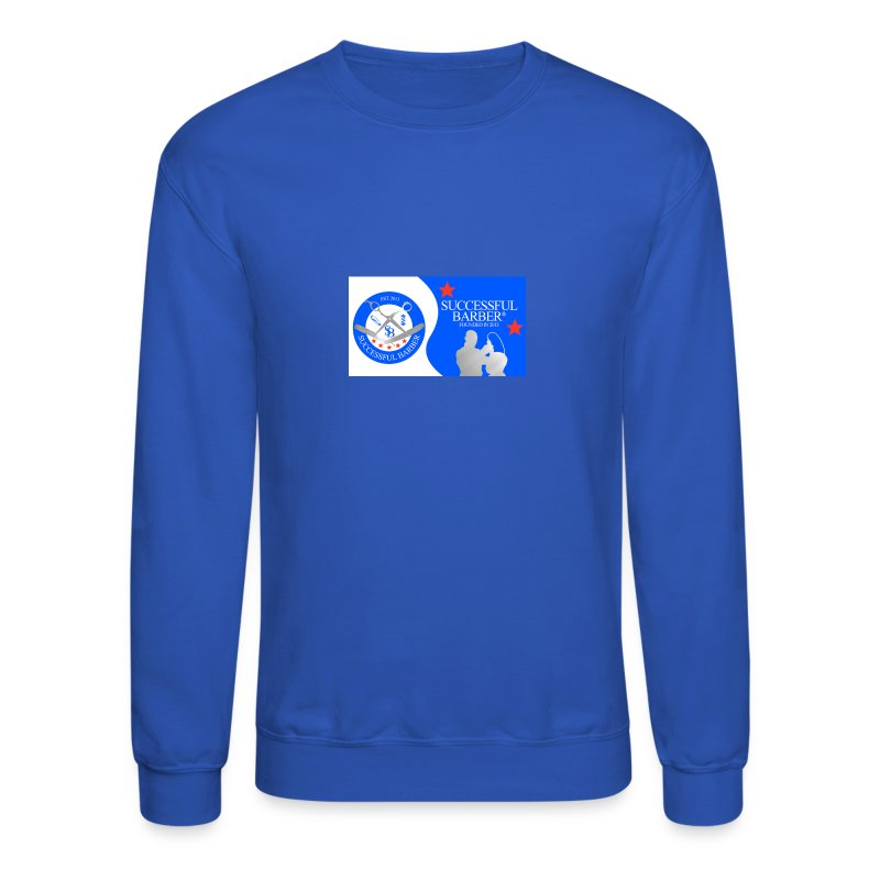 Official Successful Barber - Crewneck Sweatshirt