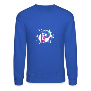 PSYC Channel Art Design - Crewneck Sweatshirt