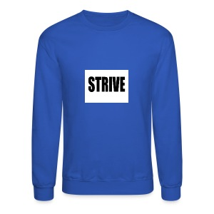 strive - Crewneck Sweatshirt