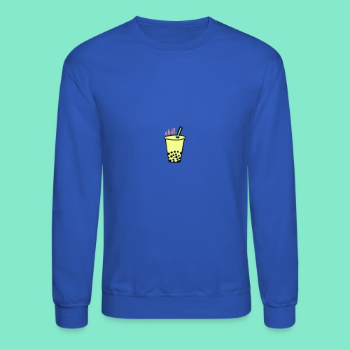 Boba: Chill. - Crewneck Sweatshirt