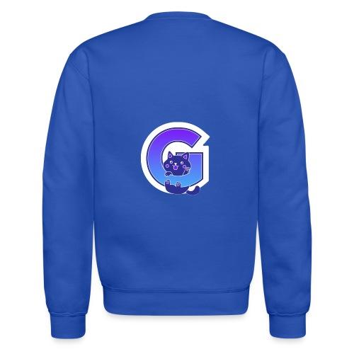 gkitty logo - Crewneck Sweatshirt