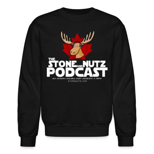 canada stone png - Crewneck Sweatshirt