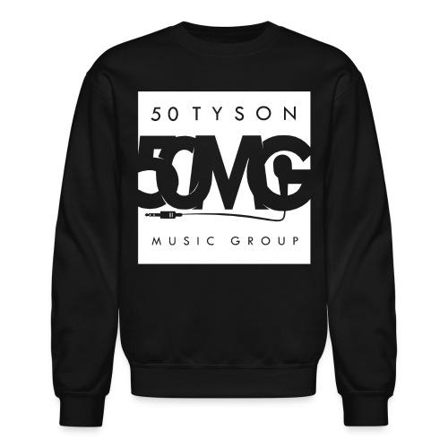 50MG LOGO full w png - Crewneck Sweatshirt