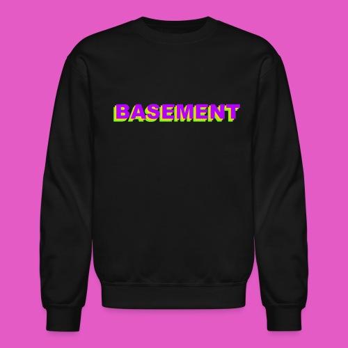 3BASEMENT png - Crewneck Sweatshirt