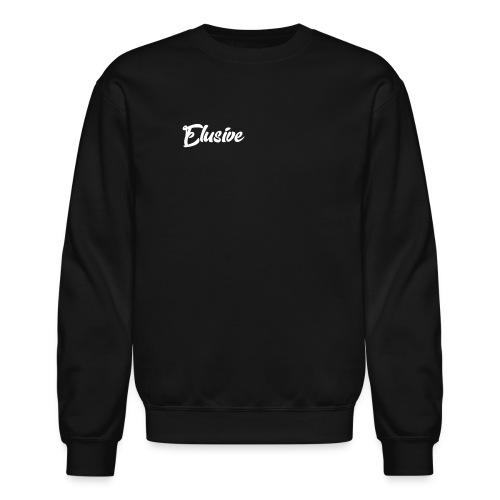 elusiveBrand White hoodie - Crewneck Sweatshirt
