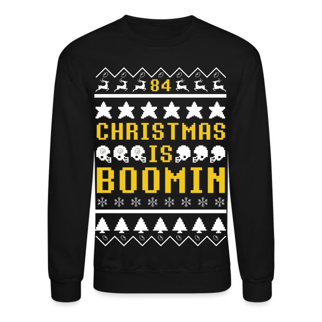 Pittsburgh Ugly Christmas Sweater
