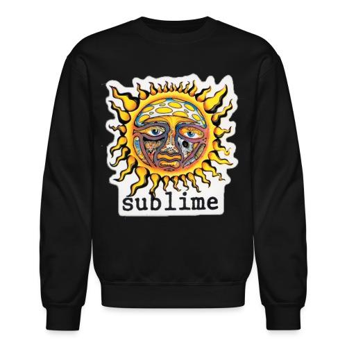 sublime transparent png - Unisex Crewneck Sweatshirt