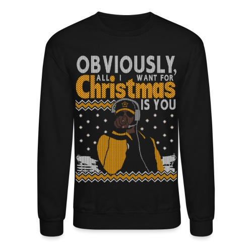 2018_all I want - Crewneck Sweatshirt