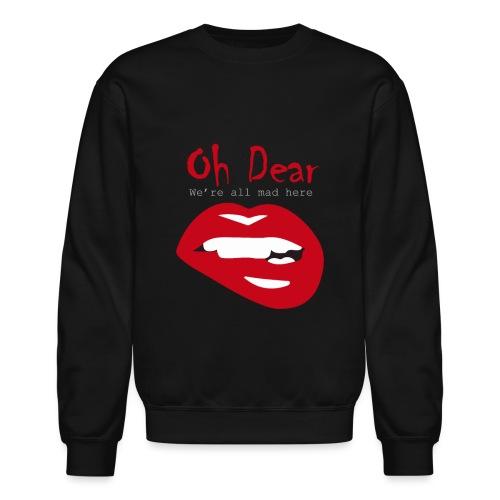 Oh Dear - Unisex Crewneck Sweatshirt