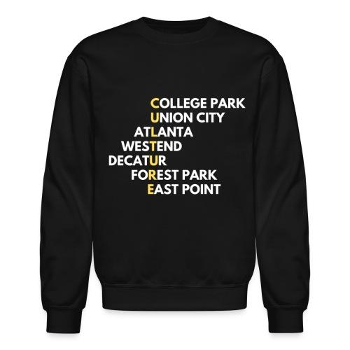 Culture Atlanta - Crewneck Sweatshirt
