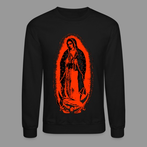 Mary's Glow - Unisex Crewneck Sweatshirt
