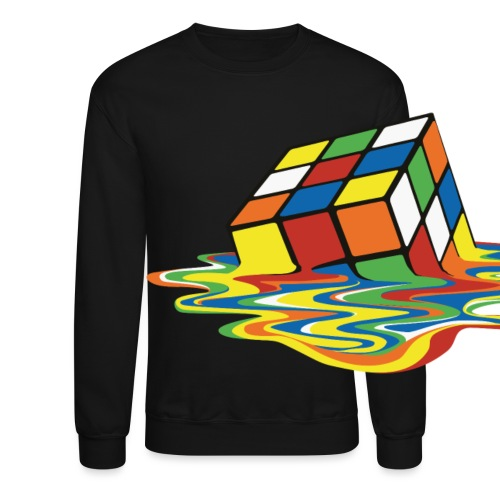 meltingcube - Crewneck Sweatshirt