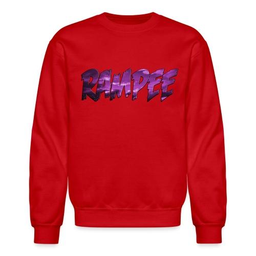 Purple Cloud Rampee - Crewneck Sweatshirt