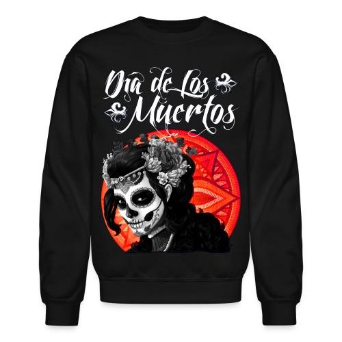 Dia de Los Muertos 01 - Unisex Crewneck Sweatshirt