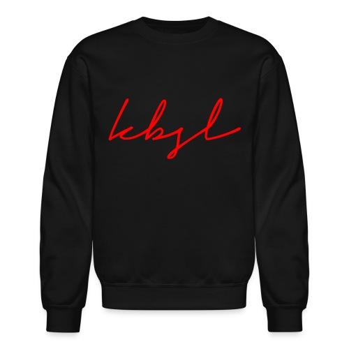 Red font png - Crewneck Sweatshirt