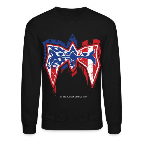 Warrior USA - Crewneck Sweatshirt