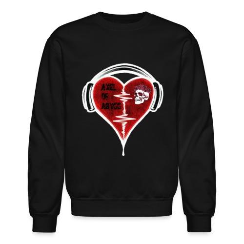 Axelofabyss Music in your heart - Crewneck Sweatshirt