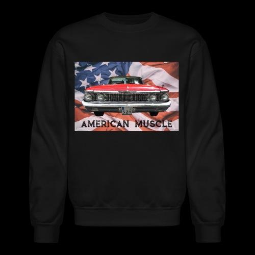 AMERICAN MUSCLE - Crewneck Sweatshirt