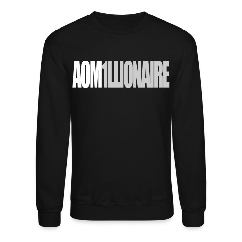 aom1illionairegrey - Crewneck Sweatshirt
