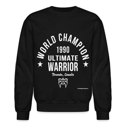 WorldChampionWhiteSweater - Crewneck Sweatshirt