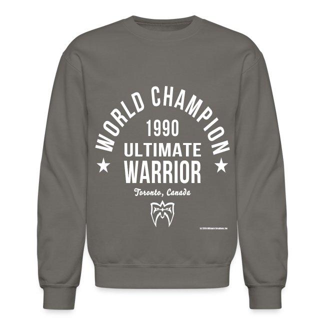 WorldChampionWhiteSweater