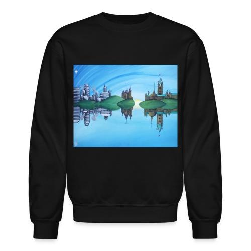 20160215 235904 3 jpg - Unisex Crewneck Sweatshirt