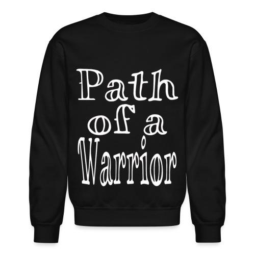 Path of a Warrior - Crewneck Sweatshirt