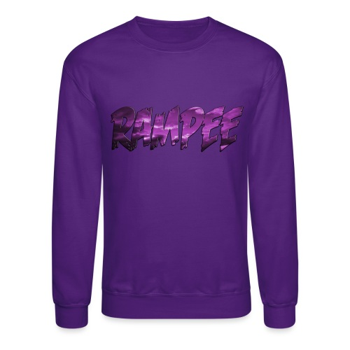 Purple Cloud Rampee - Crewneck Sweatshirt