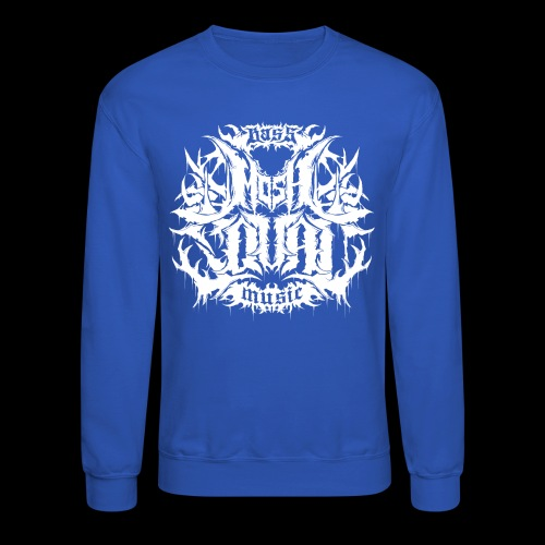 Mosh Squad Logo Merch - Crewneck Sweatshirt