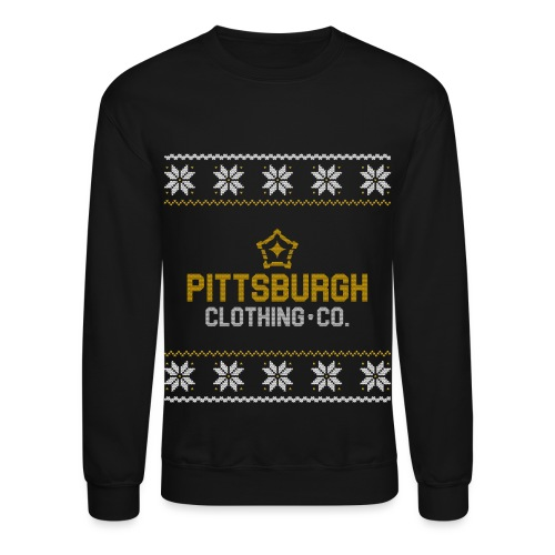 pghcco wordmark sweater - Crewneck Sweatshirt