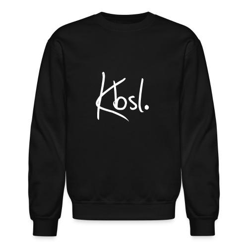 KBSL messy png - Unisex Crewneck Sweatshirt