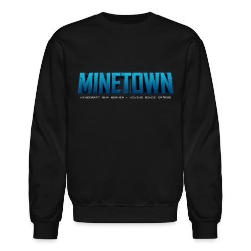 MT Logo - Crewneck Sweatshirt