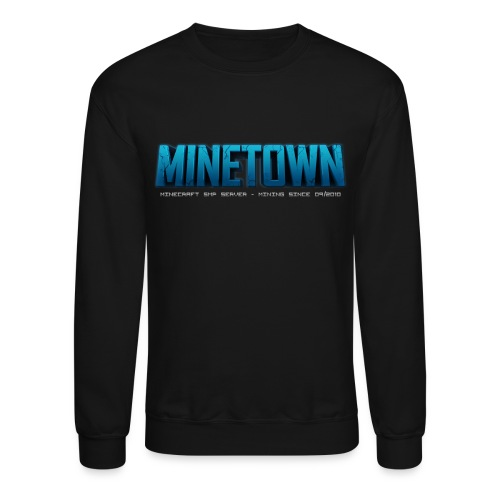 MT Logo - Unisex Crewneck Sweatshirt