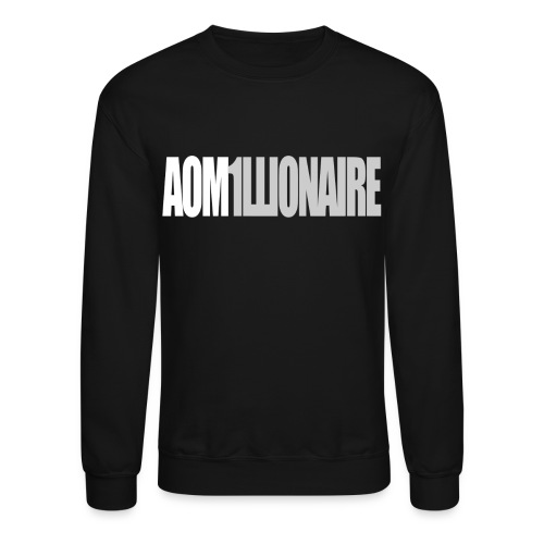 aom1illionairegrey - Unisex Crewneck Sweatshirt