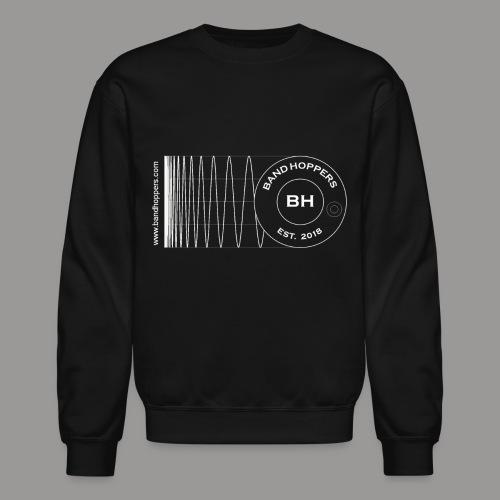 BandHoppers Logo #1 - Crewneck Sweatshirt