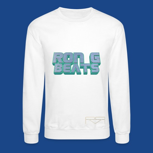 ron g beats - Crewneck Sweatshirt