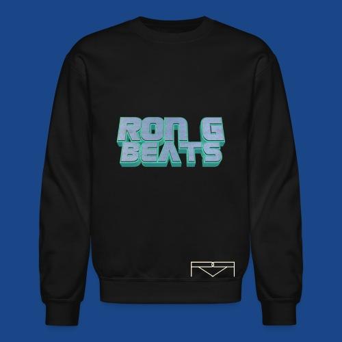 ron g beats - Crewneck Sweatshirt
