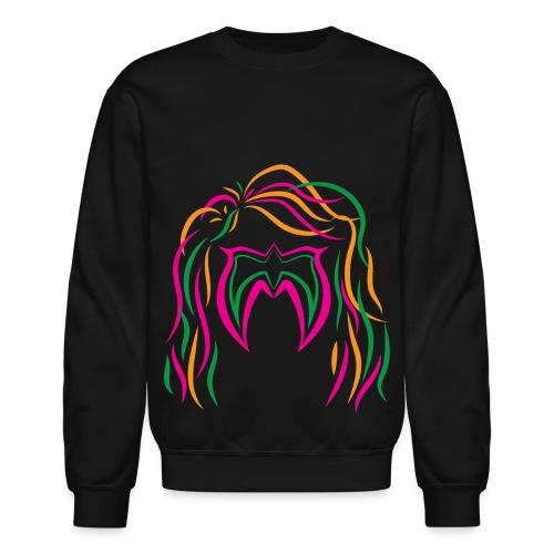 Warrior True Colors - Unisex Crewneck Sweatshirt