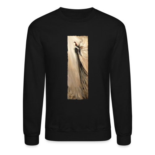 Long angel print_03_Ragge - Crewneck Sweatshirt