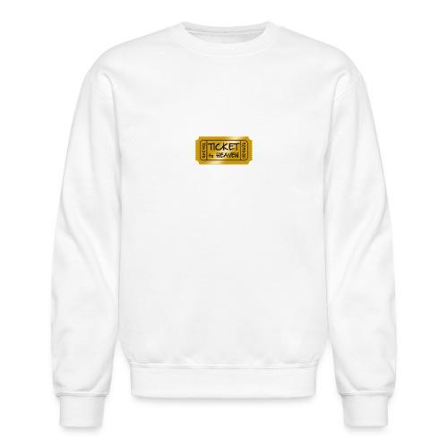 Ticket to heaven - Crewneck Sweatshirt