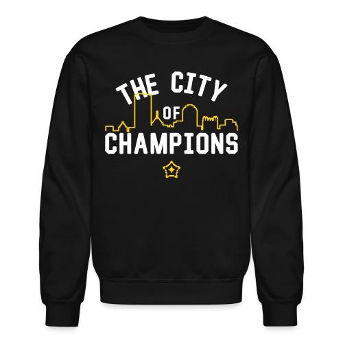 cityof - Unisex Crewneck Sweatshirt