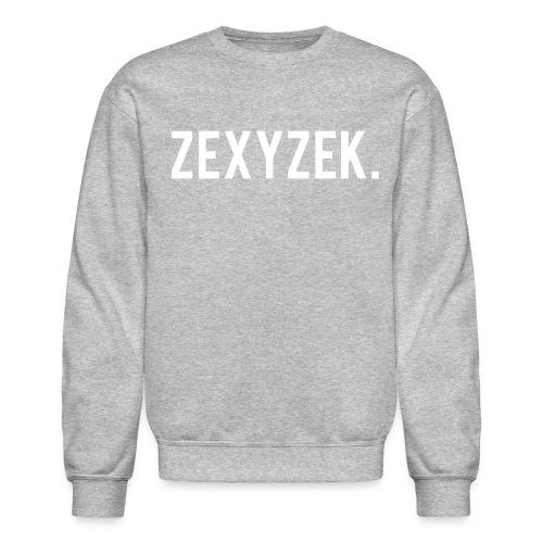 ZexyZekPeriod png - Unisex Crewneck Sweatshirt