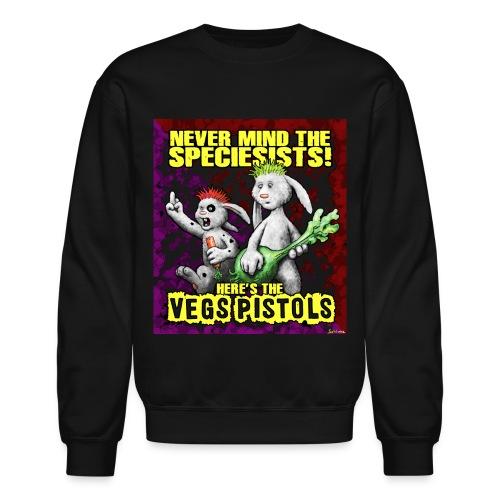 Vegs Pistols - Crewneck Sweatshirt
