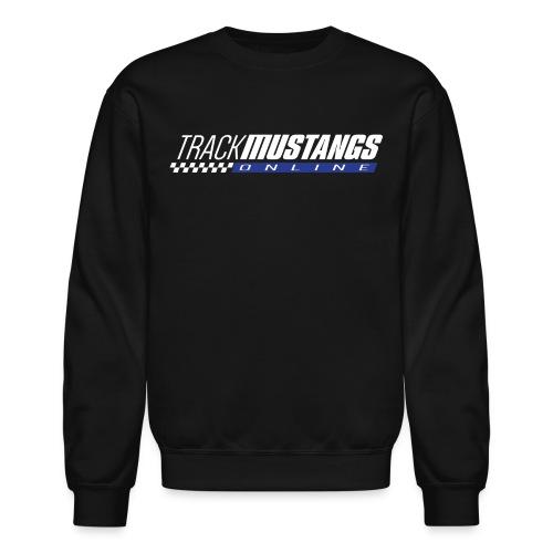 TMO Logo Light Text - Unisex Crewneck Sweatshirt