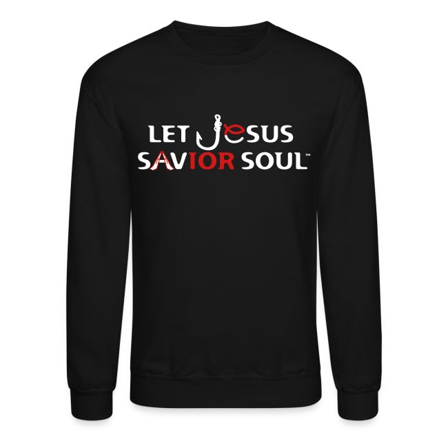 Savior Soul White Background EPS