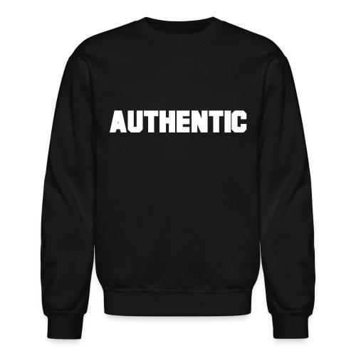 authentic - Crewneck Sweatshirt
