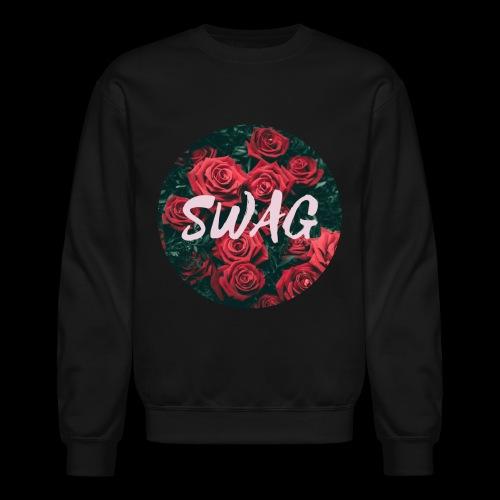 SWAG Flower - Crewneck Sweatshirt