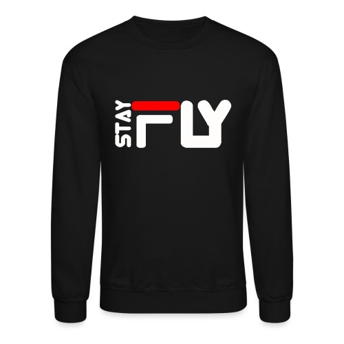 stay fly - Unisex Crewneck Sweatshirt