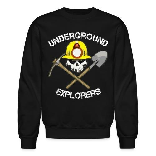 minerlogo1bblackfixed - Unisex Crewneck Sweatshirt